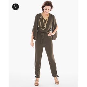 Chico's Black Label | Utility Jumpsuit LIKE NEW